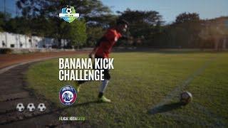 [Banana Kick Challenge] Arema FC