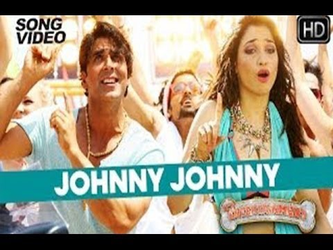 Johnny Johnny Its Entertainment | Akshay Kumar, Tamannaah Bhatia Song Out HD Video
