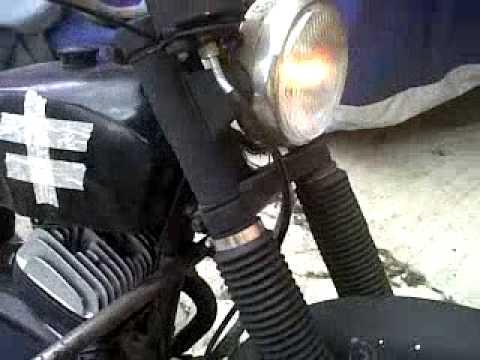 moto de colección
