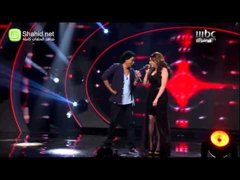 """منير يغني """"خايفة ليه؟"""" على مسرح """"Arab Idol"""""""