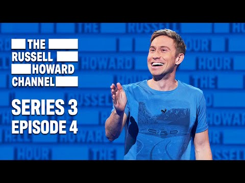 The Russell Howard Hour - Series 3, Episode 4   Full Episode