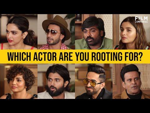 100 Greatest Performances of The Decade | Actors Adda | Anupama Chopra | Film Companion