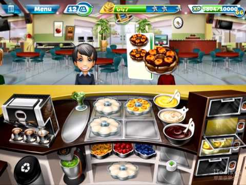 【Cooking Fever】Bakery Level 40 (3 Stars)