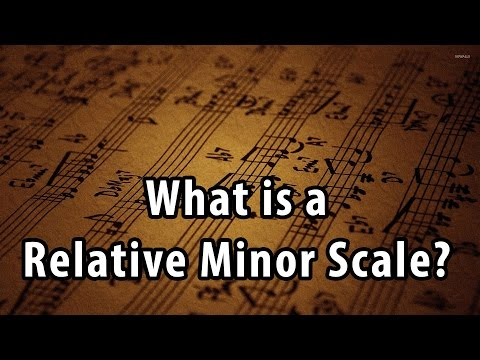 What is a Minor Scale?