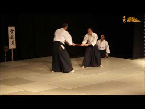 Aikido - weapons techniques