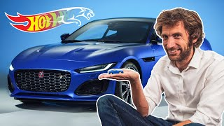 The New Jaguar F-Type Gets The Hot Wheels Treatment | Carfection by Carfection