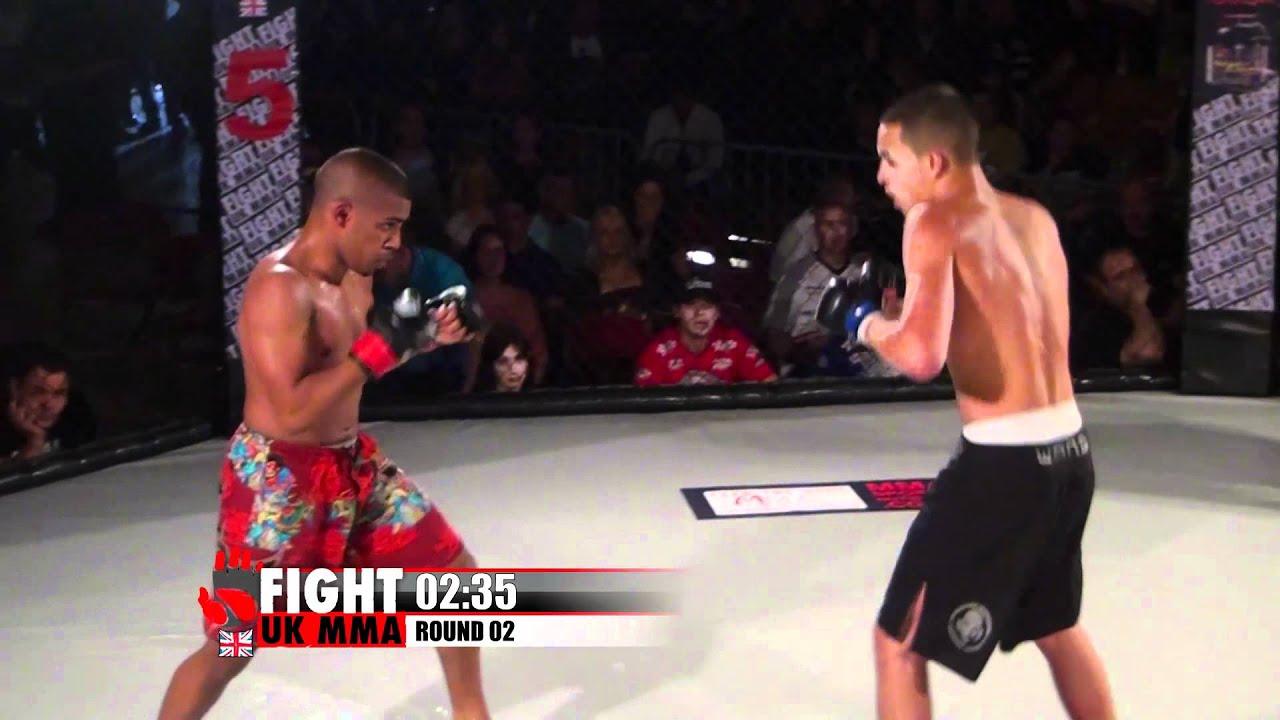 (UTC) Aaron Lovell vs Nayan Patel