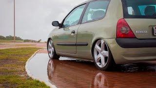 V8Filmes // Renault Clio - Roda Stepway, Aro 16 [FIXA]