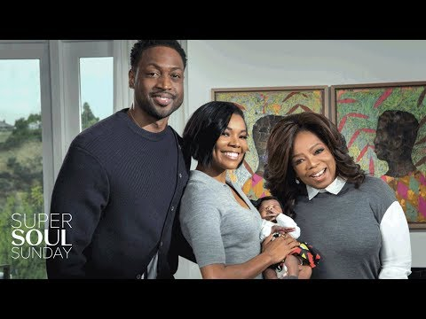 Oprah Meets Gabrielle Union and Dwyane Wade's Baby Daughter, Kaavia   SuperSoul Sunday   OWN