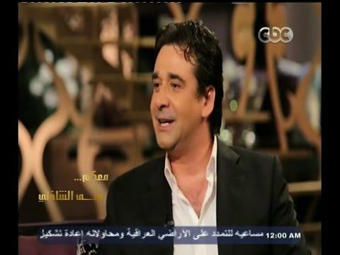 """كريم عبد العزيز يكشف سر إطلاقه للحيته في فيلم """"الفيل الأزرق"""""""