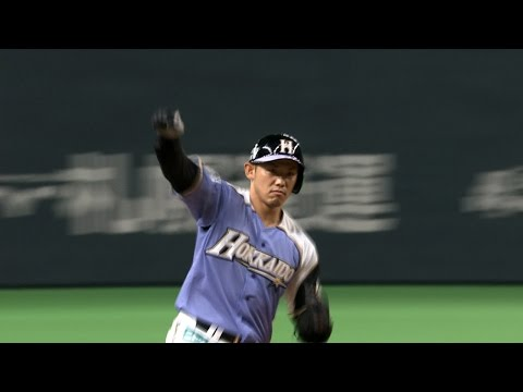 矢野 逆転3ラン!