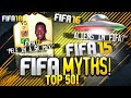 Download Lagu TOP 50 FIFA MYTHS! Mp3 Free