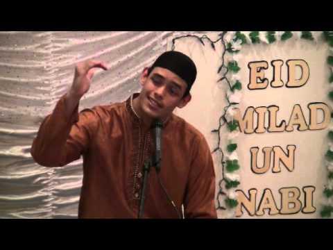 2015 Milad un Nabi song Performance