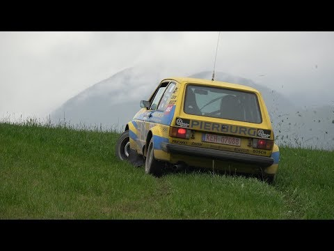 Austrian Rallye Legends 2017 SHOW & ACTION