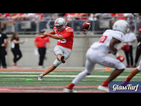 Timeout: Ohio St.'s 1st Quarter Onside Kick Against Maryland - GlassTurf