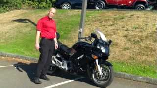 9. 2008 Yamaha FJR1300 Review - In 3 minutes you'll be an expert on the 2008 FJR1300