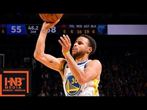 Golden State Warriors vs Memphis Grizzlies Full Game Highlights   11.05.2018, NBA Season
