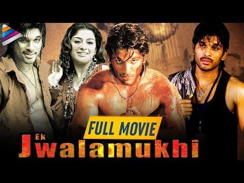 Allu Arjun Blockbuster Hindi Dubbed Full Movie | Ek Jwalamukhi Hindi Dubbed Full Movie | Allu Arjun