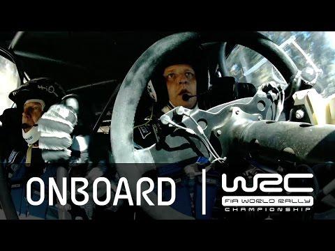 Onboard: Mikko Hirvonen SS16/ Rally Australia 2014