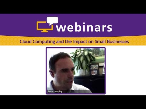 , title : 'Cloud Computing and the Impact on Small Businesses'