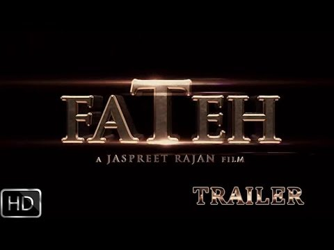 Fateh | Official Trailer | Nav Bajwa