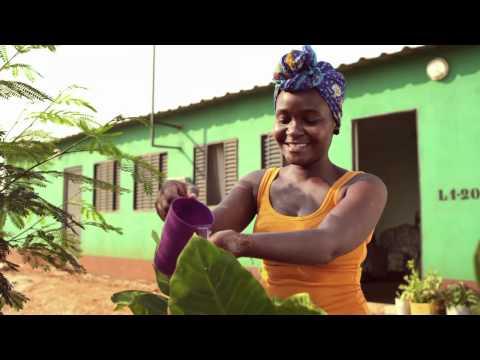 Habitação avança em Angola