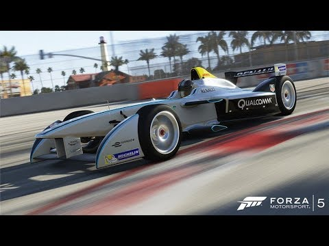 Forza Motorsports 5 All Car List + DLC(Top Gear Pack)
