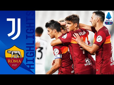 Juventus 1-3 Roma   Perotti Double Spoils Juve Title Celebrations!   Serie A TIM