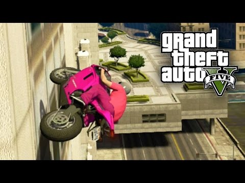 GTA 5 SADEST MONTAGE EVER (GTA 5 Almost Stunts #08)