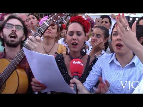 Grupo Aires de Mayo, Sevillanas 50 Aniversario caseta FURRUÑA Lepe 2019