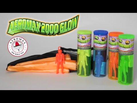Aeroamx 2000 Glow Toy Parachute