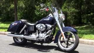 1. New 2013 Harley Davidson FLD Dyna SwitchBack Motorcycles Price Review