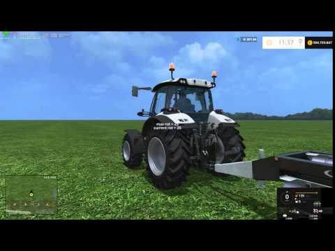 Raise rear hydraulics v1.1
