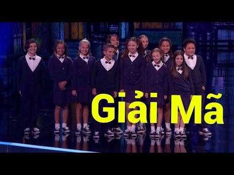 Giải mã ảo thuật biến ra cả một lớp học của Kadan Bart Rockett tại America's Got Talent
