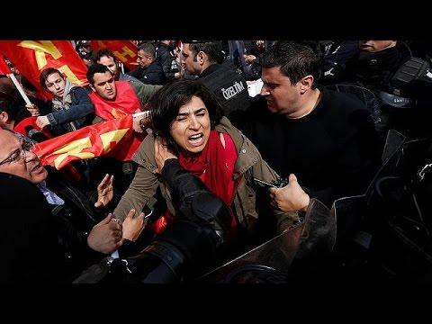 Τουρκία: Ταραχές και συλλήψεις στην Πρωτομαγιά