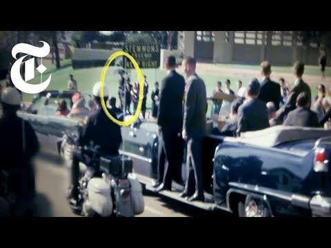 Who Was The Umbrella Man? | JFK Assassination Documentary | The New York Times