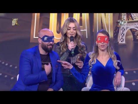 Aida Doçi & Naser Qeli në sfidën e çiftit, Shiko kush LUAN 4, 16 Janar 2021, Entertainment Show