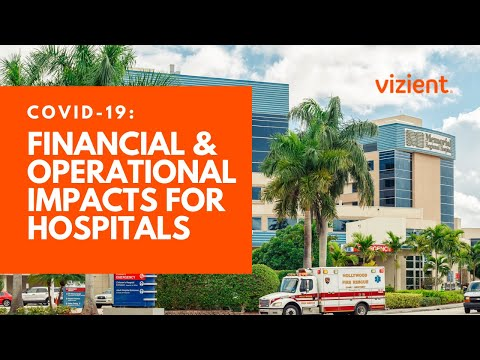 COVID-19: Forecasting the operational and financial impacts for hospitals