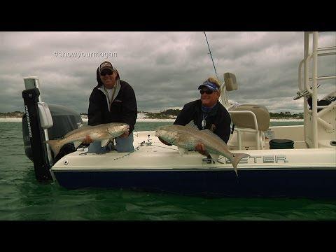 Panhandle Permit – Bull redfish and Jack Crevalle in Destin, Florida