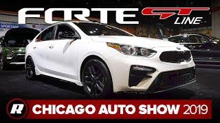 2020 Kia Forte GT-Line brings sportier new looks   Chicago 2019 by Roadshow