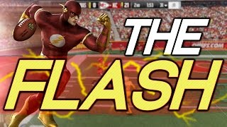 Video WHAT IF THE FLASH WERE A HB IN THE NFL?? 99 SPEED!!! Superhero Series | Madden 17 MP3, 3GP, MP4, WEBM, AVI, FLV Desember 2018