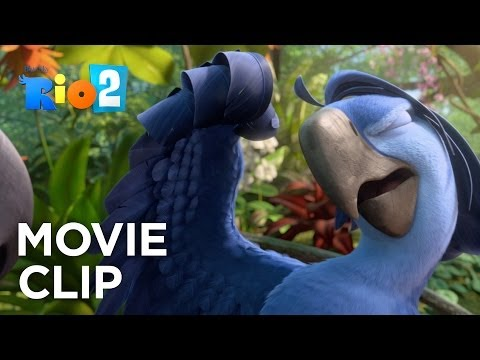 Rio 2 (Clip 'Welcome Back')
