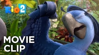 Bruno Mars - Welcome Back - Song Clip - Rio 2