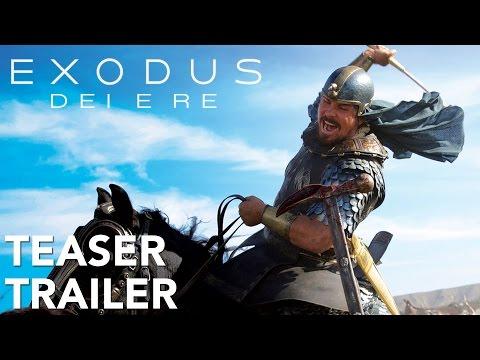 Preview Trailer Exodus - Dei e Re