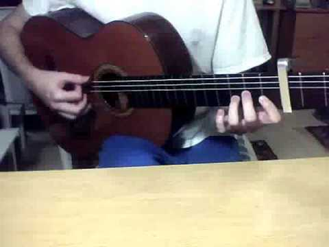 Mohamed Hamaki     Makdarsh Ansak Capo 3 Guitar Tutorial (видео)