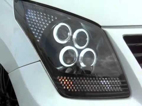ワゴンR MH23S ウィンカー・ポジション流星