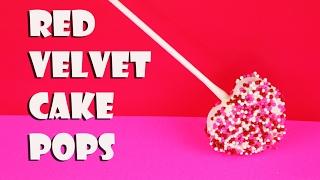Red Velvet Cake Pops || Gretchen's Bakery by Gretchen's Bakery