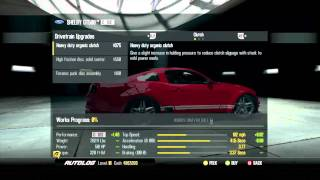 Need For Speed Shift 2 Unleashed: Autolog Drift Challenge