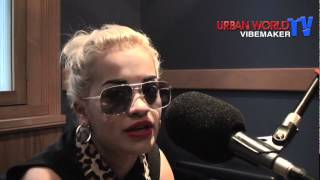 Rita Ora talks  ethnicity, parents view on music, first meeting Jay-Z, How Roc Nation deal happened