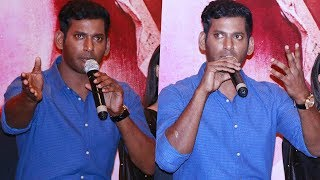 Video Controversial Q&A With vishal | Sandakozhi 2 Press Meet | Keerthy Suresh MP3, 3GP, MP4, WEBM, AVI, FLV September 2018
